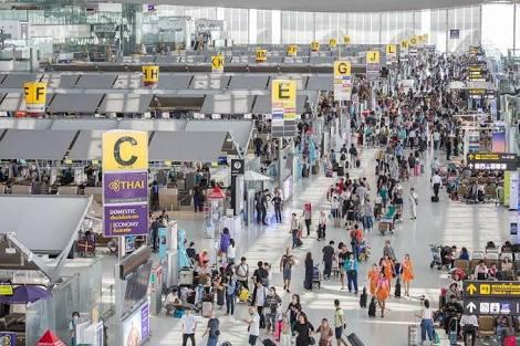 ทอท.เผยแผน 10 ปีลดแออัดสนามบิน เทงบ 2.2 แสนล้านขยายเป็น 184 ล้านคน/ปี