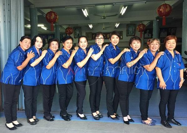 งานฉลองครบรอบชมรมสตรีฮากกาเบตง 18 ปีที่สมาคมฮากกาเบตง