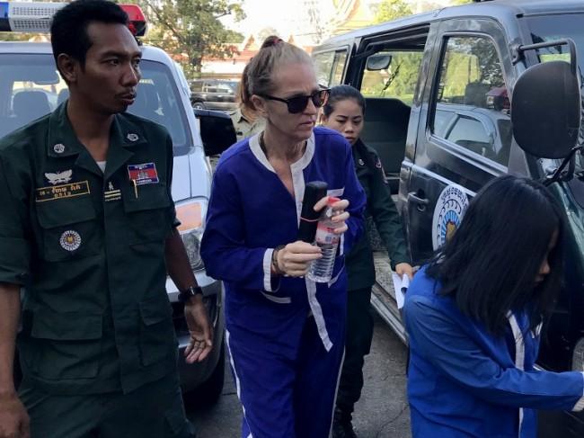 ศาลเขมรปัดอุทธรณ์พยาบาลออสซี่คดีอุ้มบุญเถื่อนยันโทษคุก 18 เดือน