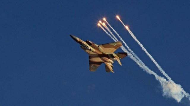 """ทัพซีเรียโวย อิสราเอลส่ง """"บินขับไล่-ขีปนาวุธ"""" เข้ามาโจมตีในประเทศ"""