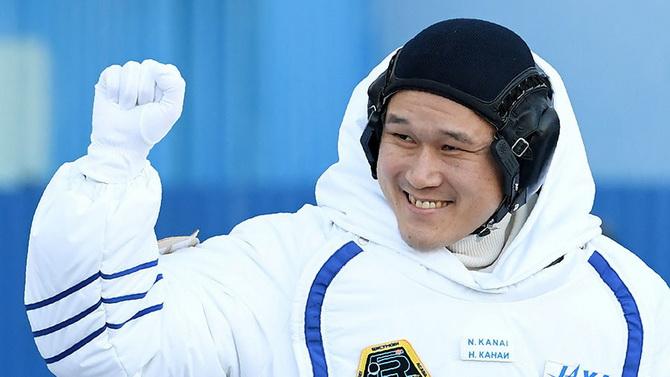 ฮือฮา!มนุษย์อวกาศญี่ปุ่นโตเร็ว3สัปดาห์สูงขึ้น9ซม. หวั่นขึ้นยานกลับโลกไม่ได้