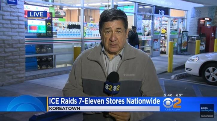 In Pics: ระส่ำ!! ร้านเซเว่นอเมริก ใน 17 รัฐ ถูก ตม.บุกกวาดล้างก่อนรุ่งสาง จับกุมผู้ลักลอบเข้าเมืองได้ 21 ราย