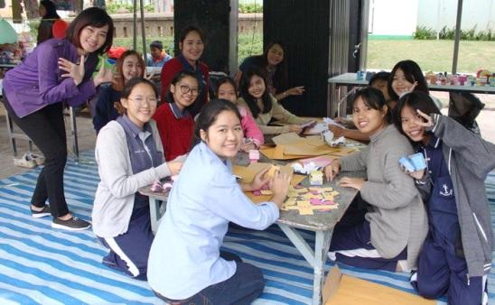บรรยากาศงานวันเด็กที่เทศบาลเมืองสุโขทัยธานี