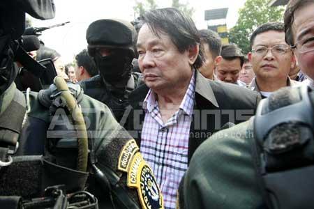 """ยธ.ปัดเกี้ยเซี้ยกลุ่มการเมืองชลบุรี แลกพักโทษ """"กำนันเป๊าะ"""" ตามกระแสข่าว ระบุทำตามหลักเกณฑ์"""