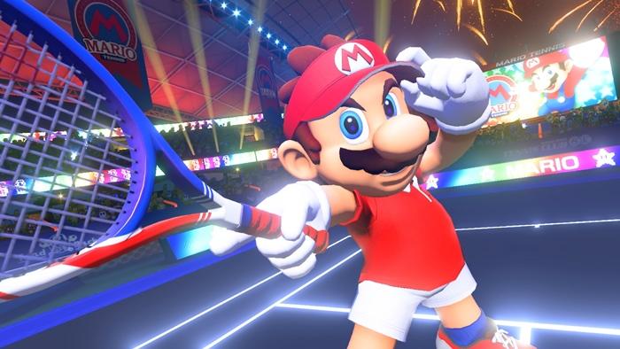 """มาแล้ว! ภาคใหม่ลุงหนวด """"หวดเทนนิส"""" บน Nintendo Switch"""