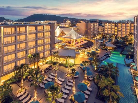 โรงแรมแกรนด์ เมอร์เคียว ภูเก็ต ป่าตอง