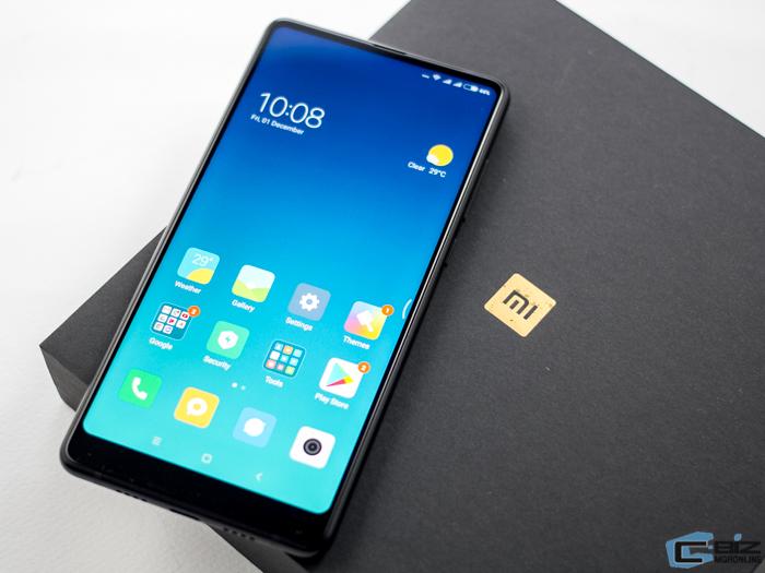 Review : Xiaomi Mi Mix 2 หนึ่งในสมาร์ทโฟนตัวแรง ดีไซน์ดี ราคาโดน