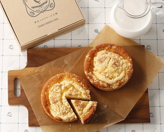 รสชาติต้นตำรับจากตัวจริงเรื่องนมและชีส ต้องที่ โตเกียว มิลค์ ชีส แฟคตอรี่