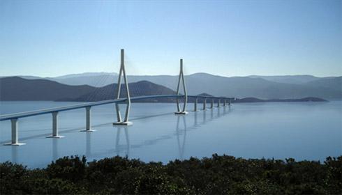BRI Focus : จีนชนะประมูลสร้างสะพานในโครเอเชียเชื่อมภูมิภาค ด้วยเงินสหภาพยุโรป