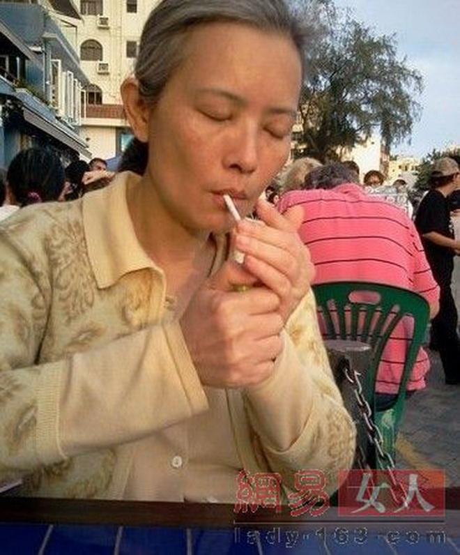 หลันเจี๋ยอิง ในวัย 54 ปี