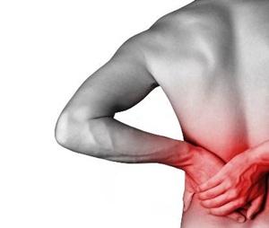 โรคหมอนรองกระดูกสันหลังเสื่อม
