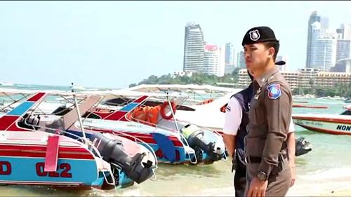 """""""ชลบุรี"""" วาง 4 มาตรการล้อมคอกปัญหาความปลอดภัยทางทะเล"""
