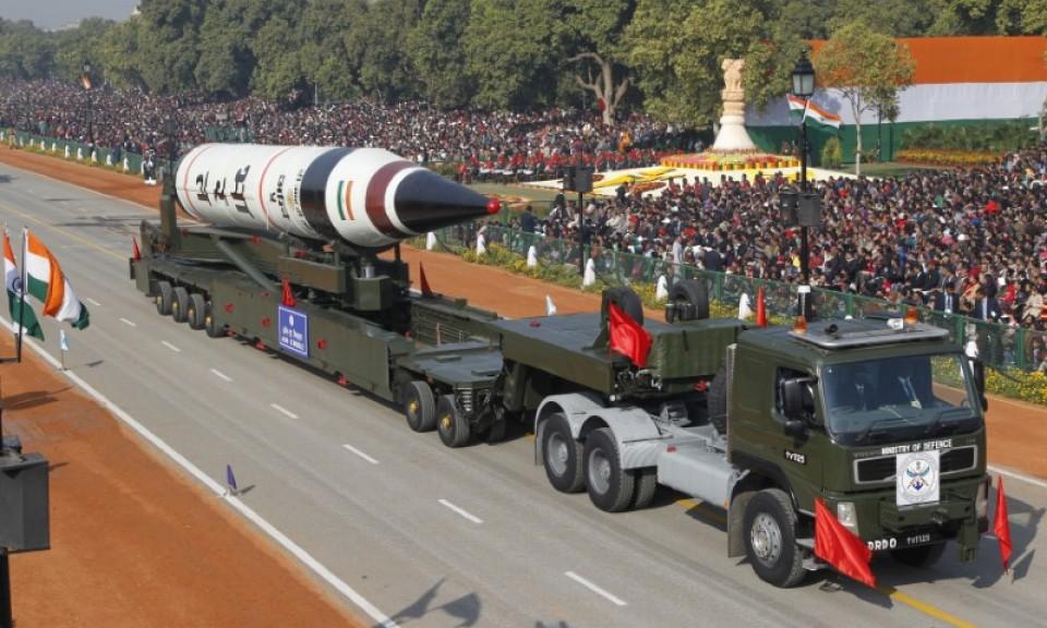 จีนเดินหน้าทำระบบป้องกันขีปนาวุธ  หวั่น'อาวุธนิวเคลียร์'ของอินเดีย