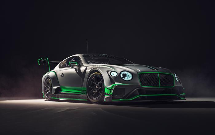 BENTLEY เผยโฉม CONTINENTAL GT RACE CAR ใหม่ สายพันธุ์รถแข่ง