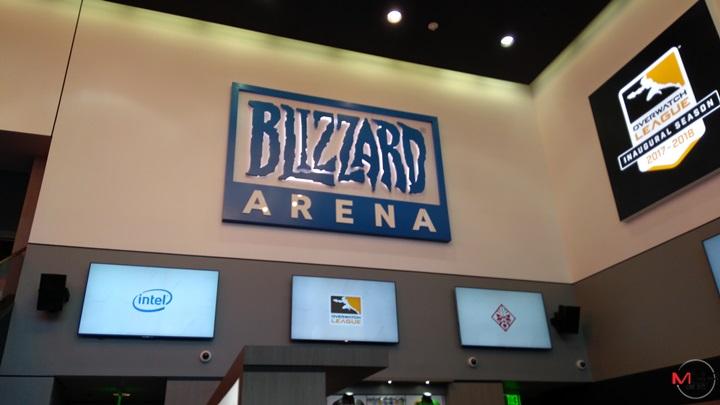 """พาชม """"Blizzard Arena"""" สังเวียนอีสปอร์ตระดับโลก"""