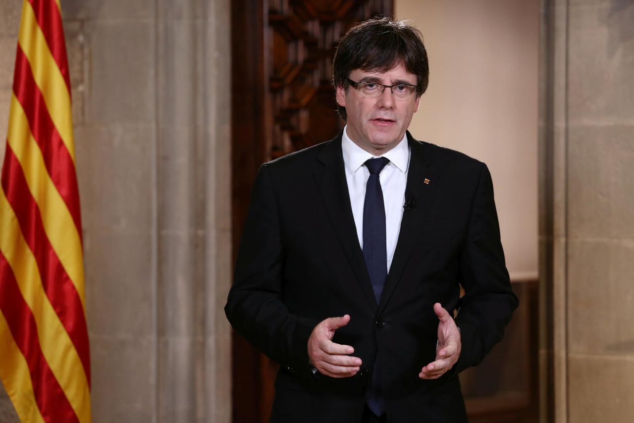 ศาลสูงสเปนปฏิเสธออกหมายจับอีกรอบต่ออดีตผู้นำกาตาลุญญา
