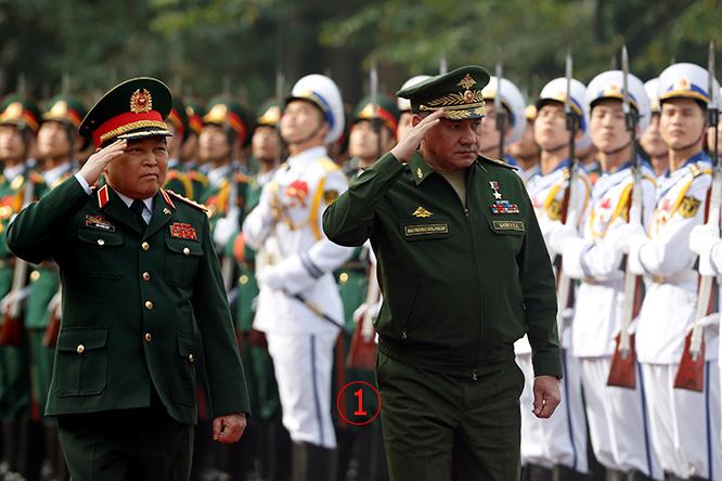 รัสเซีย-เวียดนามกางแผนซ้อมรบ 3 ปี ทดสอบอาวุธเทคโนโลยีสูง ของจริงยิงด้วยกระสุนจริง