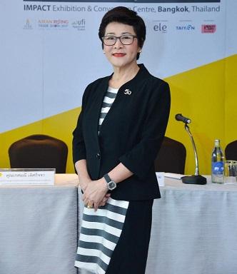 เกศมณี เลิศกิจจา รองเลขาธิการสภาอุตสาหกรรมแห่งประเทศไทย และประธานกิตติมศักดิ์ กลุ่มอุตสาหกรรมเครื่องสำอาง