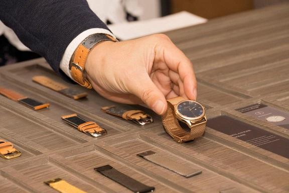 นาฬิกาแบรนด์ Knot จากญี่ปุ่น