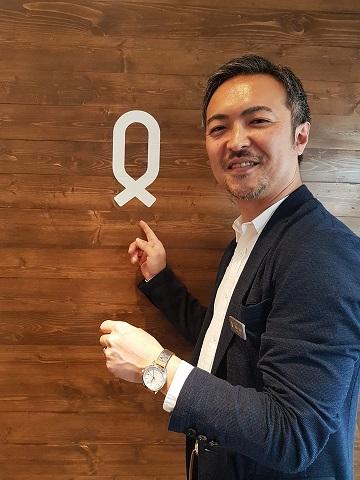 ฮิโรมิตสุ เอ็นโดะ ประธานเจ้าหน้าที่บริหาร Knot จำกัด ประเทศญี่ปุ่น เจ้าของแบรนด์ Knot