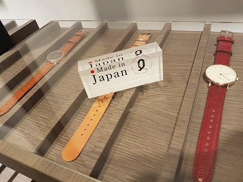 นาฬิกา Knot จากญี่่ปุ่นที่มีระบบการผลิตที่ติดต่อซัพพลายเออร์โดยตรง