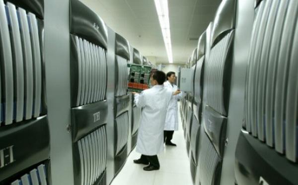 """จีนเผย """"เทียนเหอ-1"""" ซูเปอร์คอมพิวเตอร์สร้างผลกำไรให้วิสาหกิจจีนกว่า 3 พันล้านหยวน"""