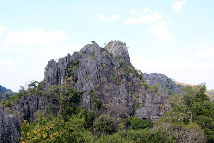 จุดชมวิวสวนหินผางาม คุนหมิงเมืองเลย
