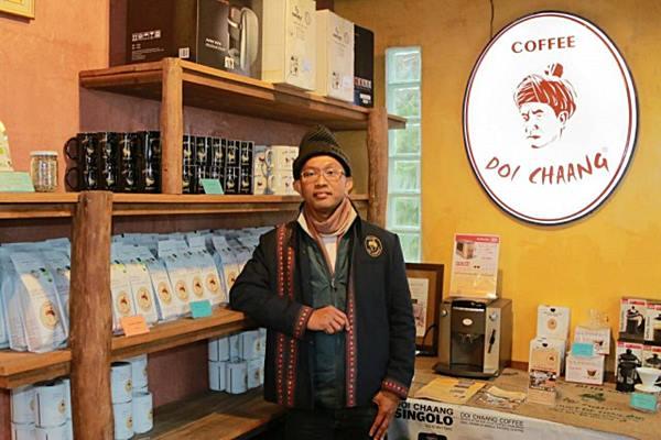 กาแฟไทยลุยตลาดโลก