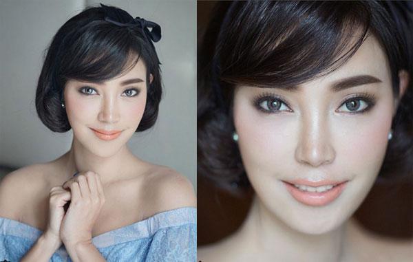 """สวยฉลองโสด! """"น้องฉัตร"""" แปลงโฉม """"เมย์"""" เป็นสาวหวานงดงามอย่างไทย"""