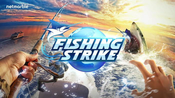"""Fishing Strike"" เปิดลงทะเบียนล่วงหน้าแล้ววันนี้"