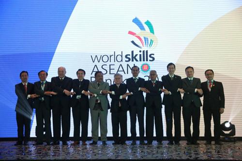 ก.แรงงานจัดแข่งขันอาเซียน ชูหลักเสมอภาค สร้างจิตสำนึกรักงานช่าง