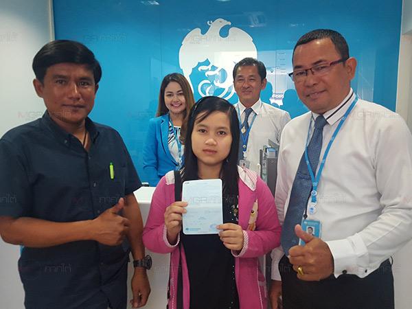 """สาวพม่าถูกรางวัลที่ 1 ขึ้นเงินแล้ว เตรียมกลับบ้านเกิดสร้างชีวิตใหม่หลังกลายเป็น """"ตะเท"""""""