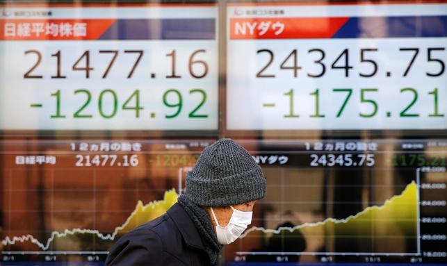 In Clip : ดัชนีนิกเกอิญี่ปุ่นตกไป 7.1% หนักสุดตั้งแต่ปี 1990 ผลกระทบจากแบล็กมันเดย์ดาวโจนส์