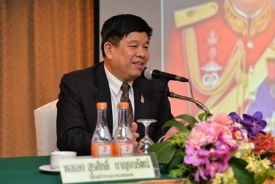 """""""บิ๊กเต่า"""" ปัดบิ๊กอิตาเลียนไทยไม่ใช่แขก VIP รับสลดสัตว์ป่าถูกฆ่า ลั่นผิดต้องลงโทษ"""