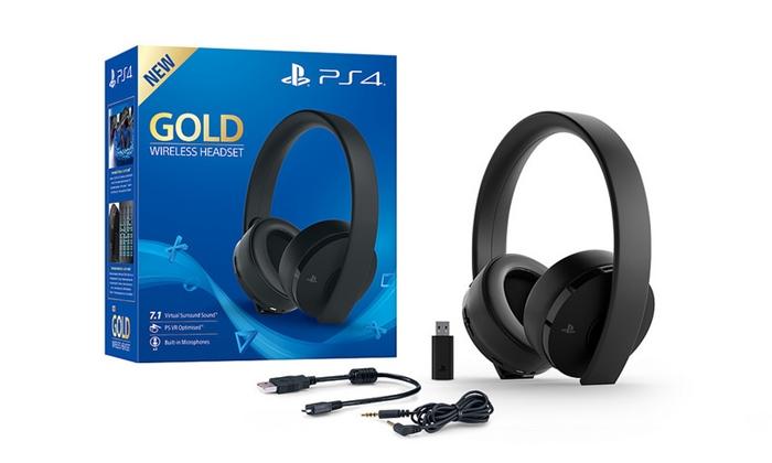 """โซนี่ เปิดตัวหูฟัง """"Gold Wireless"""" รุ่นใหม่ ปรับดีไซน์-ไมค์แบบคู่"""