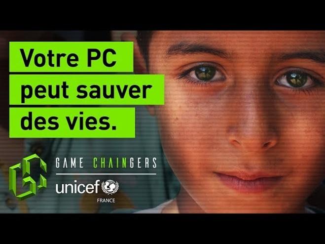 """In Clip : """"ยูนิเซฟ"""" ชวนสาวกเกมส์ร่วมขุดเหมืองหา """"เงินดิจิทัล"""" ช่วยเหลือเด็กๆในซีเรีย"""