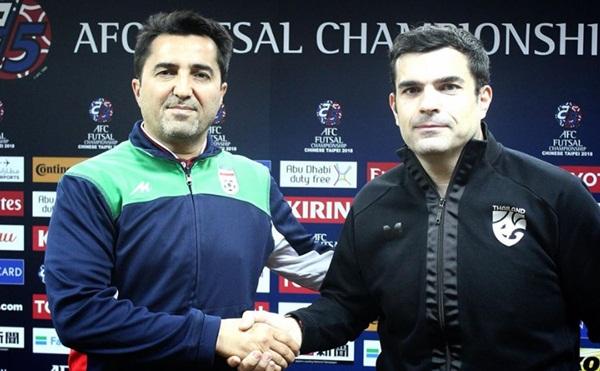 """เร็วไป? """"อิหร่าน-ปูลปิส"""" ครวญเจอกันรอบ 8 ทีม โต๊ะเล็กชิงแชป์เอเชีย"""
