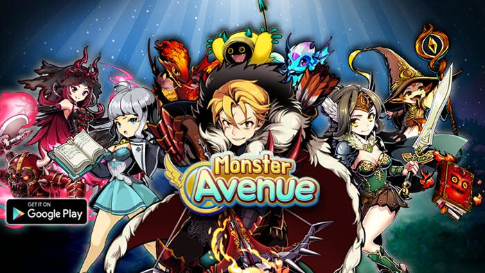"""เกมการ์ดผจญภัย """"Monster Avenue"""" เปิดให้บริการแล้ววันนี้!"""