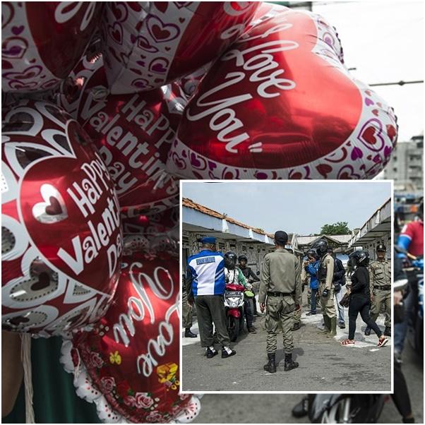In Clip : เมืองท่องเที่ยวแดนอิเหนาเข้ม ส่งตำรวจบุกค้นโรงแรม แบนฉลองเทศกาลวาเลนไทน์