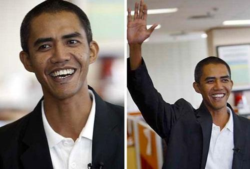 Barack Obama จากอินโดนีเซีย