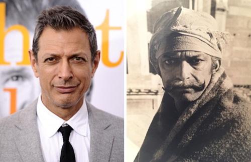 Jeff Goldblum ในแบบอินเดีย