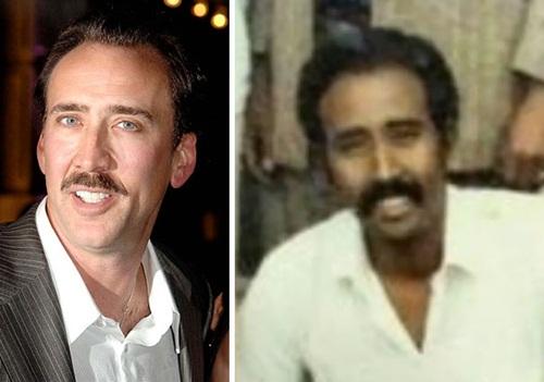 Nicolas Cage สไตล์อินเดีย