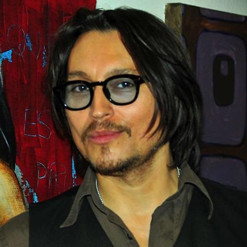 คนนี้ Johnny Depp สวีเดน