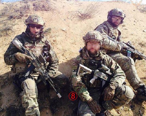 <br><FONT color=#00003>ภารกิจการทดสอบ AK-12,AK-15 กับ RPK-16 ไม่ได้หยุดอยู่ที่พาลมีร่า เว็บไซต์ภาษารัสเซียบางแห่งเรียก นักรบสงครามพิเศษกลุ่มนี้ว่า ISIS Hunters หรือ นักล่าพวกก่อการร้ายไอซิส. </a>