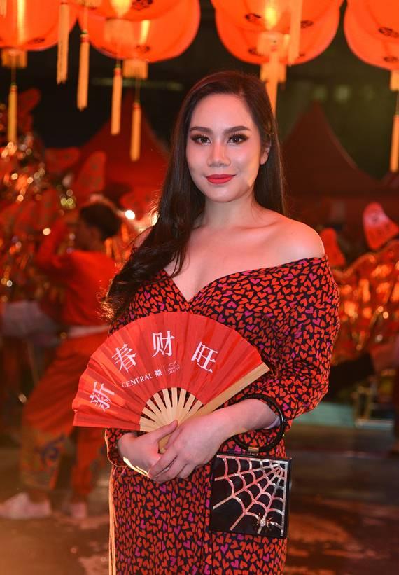"""ความพิเศษที่ """"เซเลบไทยเชื้อสายจีน"""" ประทับใจในเทศกาลตรุษจีน"""