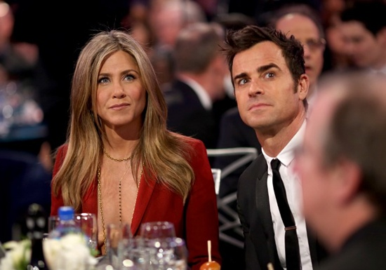 Jennifer Aniston and Justin Theroux split: statement