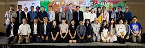 โครงการ'Arts for Life'ส่งต่อลมหายใจ'รพ.มหาราชนครราชสีมา' ร่วมประมูลผลงานจากศิลปิน18 ก.พ.นี้