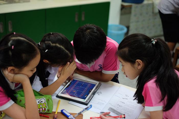 เมื่อโรงเรียนยุคใหม่ นำ 'iPad' มาใช้ในการเรียนการสอน