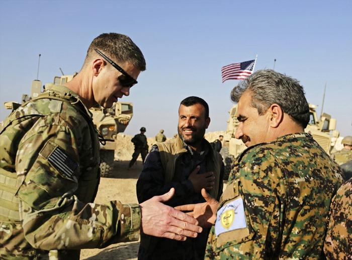 เพนตากอนยืนกรานสอบสวนต่อไป  พวกพยายามเข้าโจมตีทหารสหรัฐฯในซีเรีย เป็นนักรบรับจ้างชาวรัสเซียใช่ไหม?