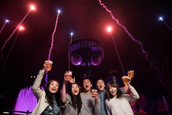 เที่ยวฮ่องกงแวะเที่ยวโอเชี่ยนปาร์ค เดินงานดริงก์ แอนด์ มิวสิก เฟสติวัล 2018